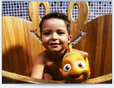 Ofurô Infantil a6